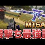 【荒野行動】M16の腰撃ち最強説(芝刈り機〆危!)