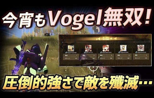 【荒野行動】圧倒的強さで敵を殲滅!今宵もVogelは無双する…(ふぇいたん)