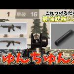 【荒野行動】ちゅんちゅん丸が最強武器ということを証明します。【16kill win】(Maro)
