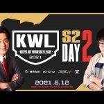 【荒野行動】真KWL 5月度 DAY 2【1位祝祭 2位Aves 3位Core】実況:Bocky&柴田(超無課金/αD代表)